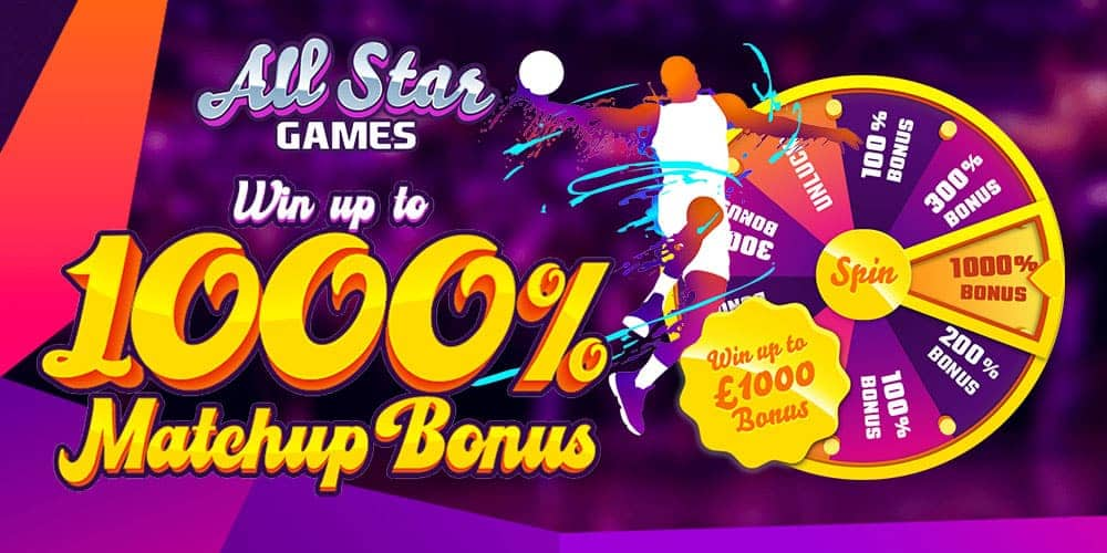 All Star Games Banner