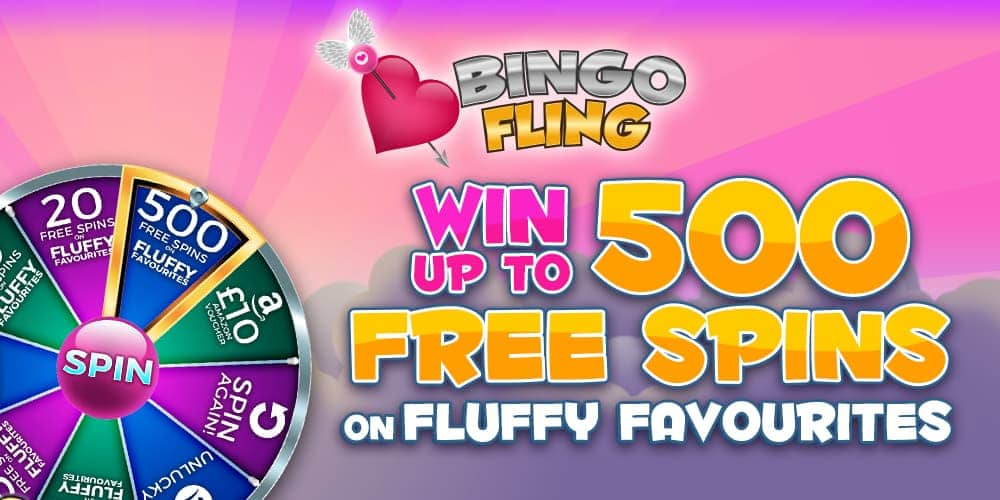 Bingo Fling Banner