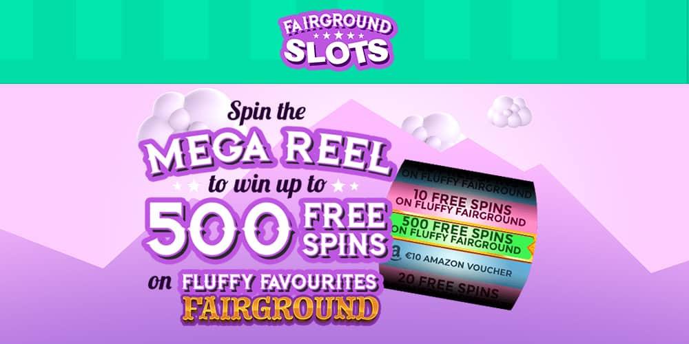 Fairground Slots Banner