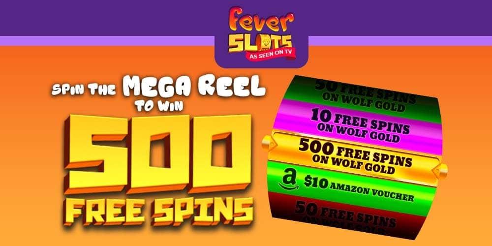Fever Slots Banner