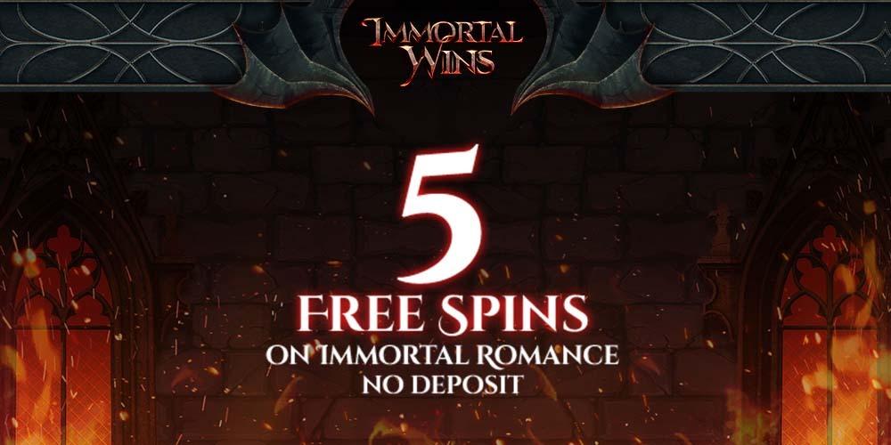 Immortal Wins Banner