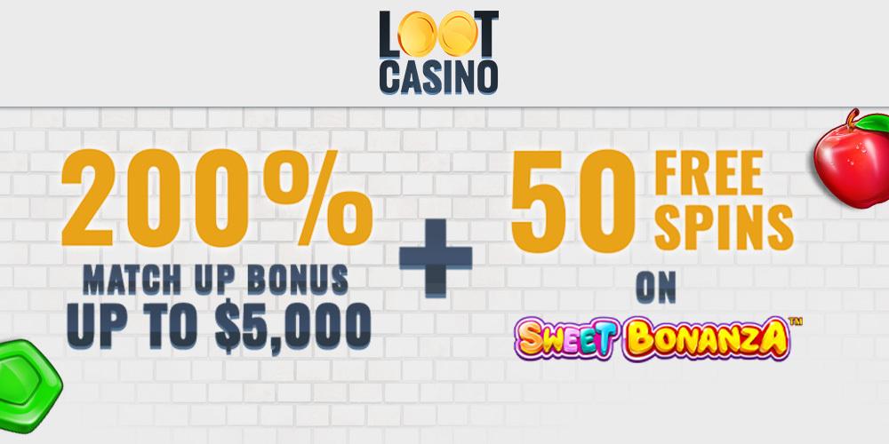 Loot Casino Banner