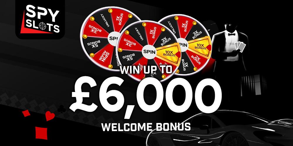 Spy Slots Banner